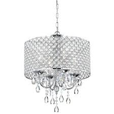 crystal drum chandelier 4 light drum chandelier cassiel crystal drum chandelier