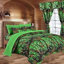 pc woods biohazard green day glo camo twin comforter and sheet camouflage 4 the nrysuy4355 comforters sets