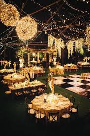 Garden Wedding Reception Ideas Creative