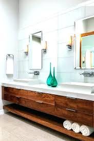 modern bathroom vanity designs floating cabinets white a1