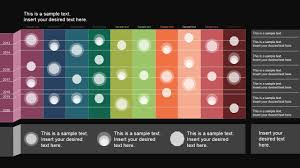 Sample Powerpoint Timeline PowerPoint Timeline Matrix Layout Project Timeline Template 20
