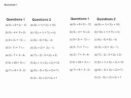 multi step word problems 5th grade worksheets lovely best solving equations with variables both sides worksheet