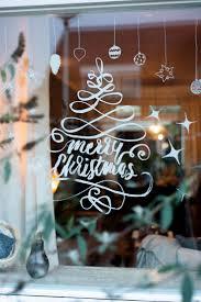 9 Tipps Für Fensterbilder Mit Kreidemarkern Weihnachten