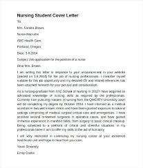 cover letter nursing assistant examples of cover letters for nursing nursing cover letter free