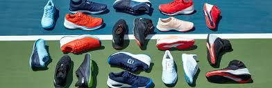 tennis shoes wilson sporting goods
