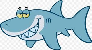 Shark Royalty Free Cartoon Clip Art Png 5000x2725px Shark