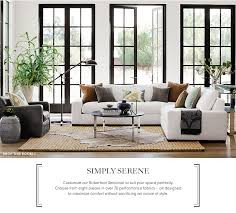 Simply Serene Furniture Collection