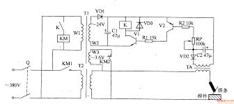 welding set diagram wiring diagrams Single Phase Transformer Wiring Diagram 24v welding transformer circuit diagram periodic & diagrams science single phase welding machine circuit diagram including welding Single Phase Transformer Connections
