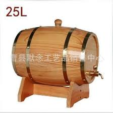 oak wine barrels. Get Quotations · 30L Quality Oak Barrels Wine Barrel Cask