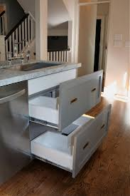 Under Kitchen Sink Storage Under Kitchen Sink Storage Drawer Best Kitchen Ideas 2017
