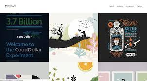 Best Design Portfolios 2019 11 Of The Best Portfolio Sites In 2019 Skillcrush