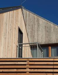 Modern Wood House Modern Wooden House Free Stock Images By Libreshot