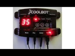 Coolbot Walk In Cooler Controller Youtube