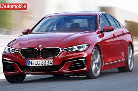 2018 bmw three series. Modren Series BMW 3 Series 2018 Rendering Front 750x500 For Bmw Three Series Blog
