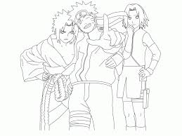 Small Picture Manga coloring pages naruto ColoringStar