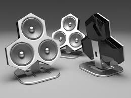 awesome computer speakers. desktop speakers by ruzzy2006 awesome computer
