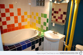 30 Bathroom Color Schemes You Never Knew You WantedColorful Bathroom Ideas