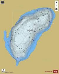 Calabogie Lake Depth Chart Battery Lake Fishing Map Ca_on_battery_lake__on
