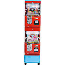 Toy Vending Machine For Sale Awesome Double Toy Capsule Vending Machine Standard Version Arcade Video