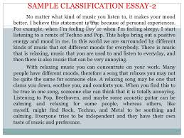 classification essay jpg cb  sample classification