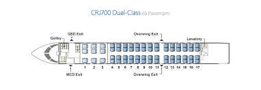 Crj7 Seating Chart Crj 700 Canadair Regional Jet Seating Chart 2017 Ototrends Net