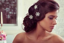 Pince Cheveux Mariage Pour Mari E