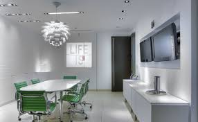open ceiling lighting. Open Office Ceiling Decoration Idea. Offices, Partitions And Modern Design On Pinterest Throughout Lighting