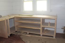 Kitchen Cabinets With Feet The One Minute Mile