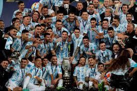 منتخب الأرجنتين يتوج بلقب كوبا أمريكا .. وميسي يكسر نحسه - التيار الاخضر