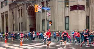 Toronto Waterfront Marathon Elevation Chart Scotiabank Toronto Waterfront Marathon Road Closures And