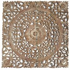 appealing carved wood wall art target wood carved wall art indian