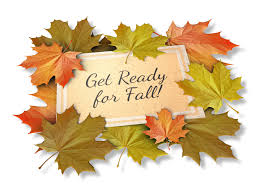 Falling into Fall - A look at creating some excellent Fall graphics with  leaves clipart and animations.