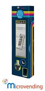 Mechanical Vending Machine Custom Cigarette Paper Mechanical Vending Machine 48 Channel Uniblock48