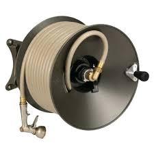 rapid reel wall mount garden hose model mounted roughneck heavy duty water