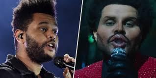 The Weeknd's eye-opening look in new video has fans buzzing