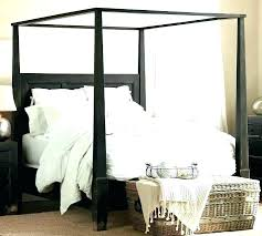 full size white canopy bed – jollix.me