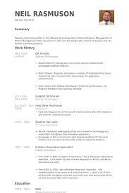 Qaanalystresume Example Stockphotos Quality Assurance Analyst Resume