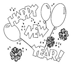 To begin this year without any disturbance, there is a tradition happy new year 2021 coloring sheets. New Year S Day Free Coloring Pages Crayola Com