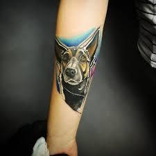 Tetování U Psa