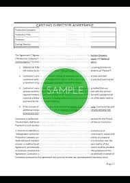 Free Service Agreement Template Professional Contract