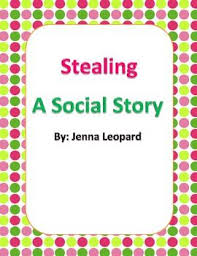 best stealing worksheets ideas synonyms of stealing a social story for students autism spectrum disorders