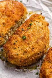 crispy breaded pork chops baked 30