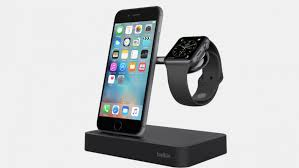 This iphone and apple watch dual charging stand available in four colors silver, champagne gold, navy blue, and elegant red. The Best Apple Watch And Iphone Charging Stands To Buy