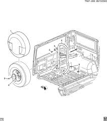 gm uniside embly 88980676 in addition hummer h2 door panel parts as well hummer h2 interior