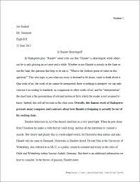 12 13 How To Format An Mla Essay Loginnelkriver Com