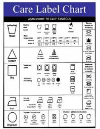 Davis Imperial Cleaners Customer Care Labels