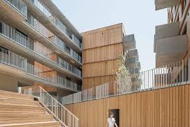 Residential Timber Design Berger Parkkinen Architekten Querkraft Architekten