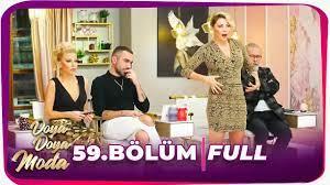 Tv8 - Doya Doya Moda 59. Bölüm | 13.02.2020