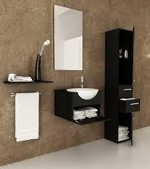 elegant style of wall mounted bathroom vanity floating bathroom cabinet with black bathroom vanity with