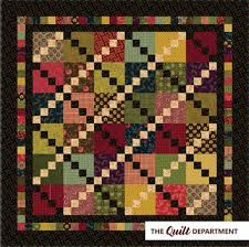 Kim Diehl Fat Quarter Scrap Bundle + Five and Dime quilt pattern ... & Kim Diehl fat quarter scrap bundle plus the Five and Dime quilt pattern  from the Simple Adamdwight.com